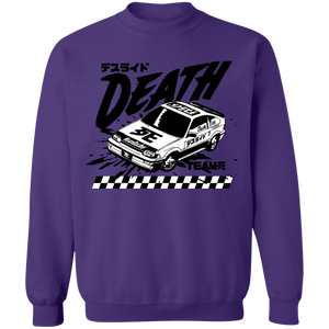 G180 Gildan Crewneck Pullover Sweatshirt  8 oz. by palm-treat.myshopify.com for sale online now - the latest Vaporwave & Soft Grunge Clothing