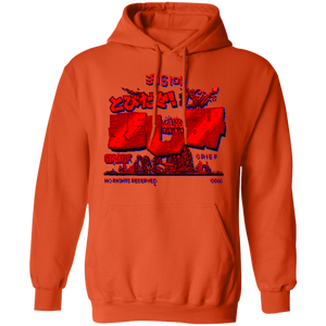 No Rights Reserved Hoodie by palm-treat.myshopify.com for sale online now - the latest Vaporwave & Soft Grunge Clothing