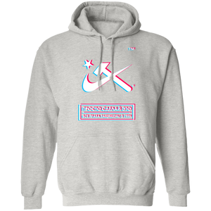 Hammer & Sickle Anaglyph Hoodie by palm-treat.myshopify.com for sale online now - the latest Vaporwave & Soft Grunge Clothing