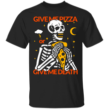 Load image into Gallery viewer, Give Me Pizza T-Shirt