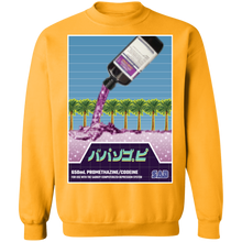 Load image into Gallery viewer, Ecco Lean Crewneck Sweatshirt by palm-treat.myshopify.com for sale online now - the latest Vaporwave & Soft Grunge Clothing