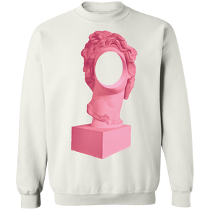 Holios Crewneck Sweatshirt by palm-treat.myshopify.com for sale online now - the latest Vaporwave & Soft Grunge Clothing