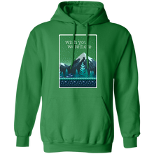 Load image into Gallery viewer, Wish You Were Here Hoodie by palm-treat.myshopify.com for sale online now - the latest Vaporwave & Soft Grunge Clothing