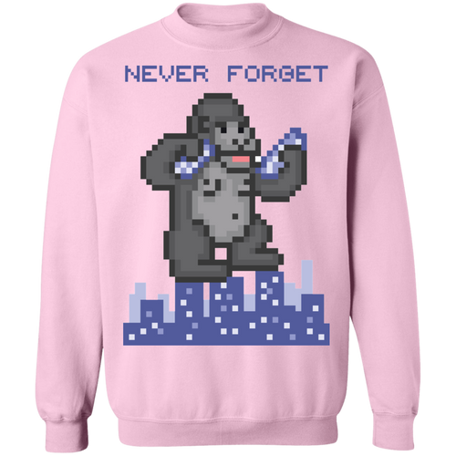 Never Forget Crewneck Sweatshirt