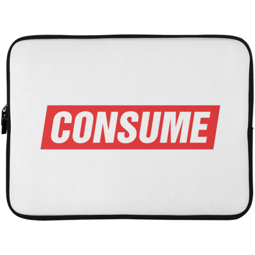 Consume Laptop Sleeve - 15 Inch