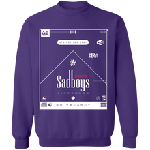 Load image into Gallery viewer, Smoker's Choice Crewneck Sweatshirt by palm-treat.myshopify.com for sale online now - the latest Vaporwave & Soft Grunge Clothing