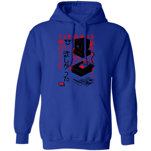 Foreign Exchange Hoodie by palm-treat.myshopify.com for sale online now - the latest Vaporwave & Soft Grunge Clothing