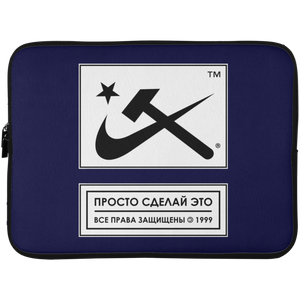 Aesthetic Hammer & Sickle Laptop Sleeve - 15 Inch