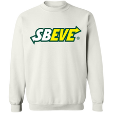 Load image into Gallery viewer, Sbeve Crewneck Sweatshirt by palm-treat.myshopify.com for sale online now - the latest Vaporwave & Soft Grunge Clothing