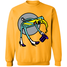 Load image into Gallery viewer, LSD Crewneck Sweatshirt by palm-treat.myshopify.com for sale online now - the latest Vaporwave & Soft Grunge Clothing