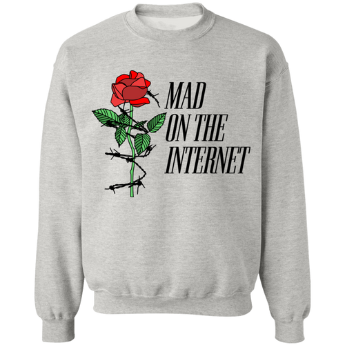 Mad on the Internet Jumper