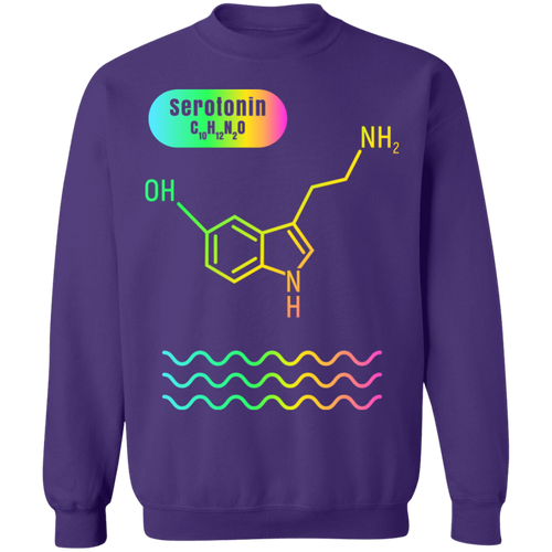 Serotonin Crewneck Jumper