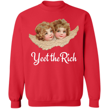 Load image into Gallery viewer, Yeet the Rich Crewneck Sweatshirt