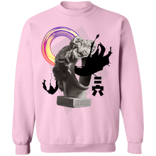 Load image into Gallery viewer, Zenith Crewneck Sweatshirt by palm-treat.myshopify.com for sale online now - the latest Vaporwave & Soft Grunge Clothing
