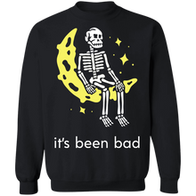 Load image into Gallery viewer, It's Been Bad Crewneck Jumper