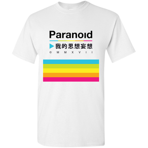 PARANOID SPACE BANDIT by palm-treat.myshopify.com for sale online now - the latest Vaporwave & Soft Grunge Clothing