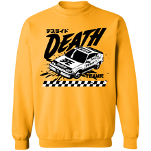 Load image into Gallery viewer, G180 Gildan Crewneck Pullover Sweatshirt  8 oz. by palm-treat.myshopify.com for sale online now - the latest Vaporwave & Soft Grunge Clothing