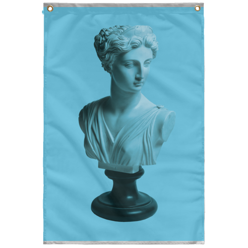 Artemis Tapestry by palm-treat.myshopify.com for sale online now - the latest Vaporwave & Soft Grunge Clothing