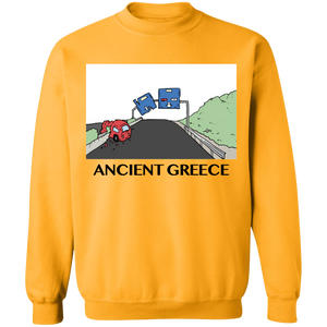 Ancient Greece Crewneck Sweatshirt