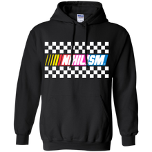 Load image into Gallery viewer, nihilsm nascar ironic hoodie by palm treat