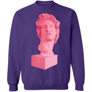 Helios Crewneck Sweatshirt by palm-treat.myshopify.com for sale online now - the latest Vaporwave & Soft Grunge Clothing