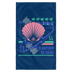 I'd Rather Be Dead Tapestry