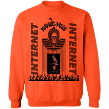 Load image into Gallery viewer, Pandemic Internet Crewneck Sweatshirt