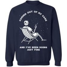 Load image into Gallery viewer, Coming Out of My Cage Crewneck Jumper