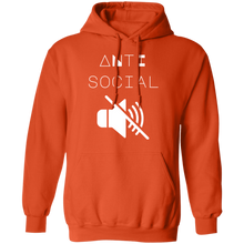 Load image into Gallery viewer, Anti Social Hoodie by palm-treat.myshopify.com for sale online now - the latest Vaporwave & Soft Grunge Clothing