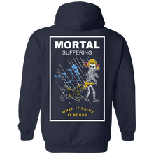 Load image into Gallery viewer, Mortal Suffering Back Print Only Hoodie