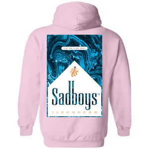 Sadboys Ltd. Edition Blue Hoodie