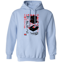 Load image into Gallery viewer, Foreign Exchange Hoodie by palm-treat.myshopify.com for sale online now - the latest Vaporwave & Soft Grunge Clothing