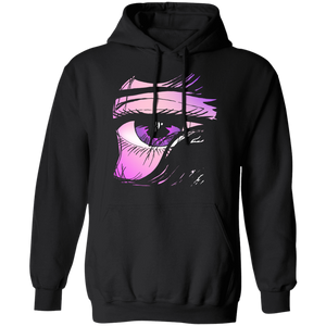 Animeno-me Hoodie by palm-treat.myshopify.com for sale online now - the latest Vaporwave & Soft Grunge Clothing