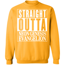 Load image into Gallery viewer, Neon Genesis Crewneck Sweatshirt