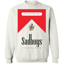 Load image into Gallery viewer, Smokers' Choice OG Crewneck Sweatshirt by palm-treat.myshopify.com for sale online now - the latest Vaporwave & Soft Grunge Clothing