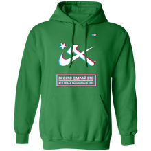 Load image into Gallery viewer, Hammer & Sickle Anaglyph Hoodie by palm-treat.myshopify.com for sale online now - the latest Vaporwave & Soft Grunge Clothing