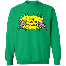 Load image into Gallery viewer, Self Esteem Chain Crewneck Jumper