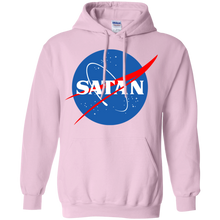 Load image into Gallery viewer, go to hell satan nasa government hoodie by palm treat