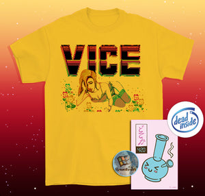Vice T-Shirt - Medium