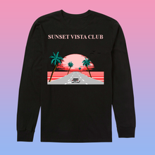 Load image into Gallery viewer, 8-bit Stories Sunset Vista Club by palm-treat.myshopify.com for sale online now - the latest Vaporwave & Soft Grunge Clothing