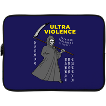Load image into Gallery viewer, Ultra Violence Laptop Sleeve - 15 Inch