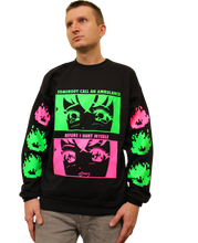 Load image into Gallery viewer, Call an Ambulance Neon Jumper