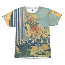 Load image into Gallery viewer, VE Waterfall All Over Print T-Shirt