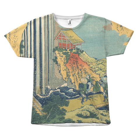 VE Waterfall All Over Print T-Shirt
