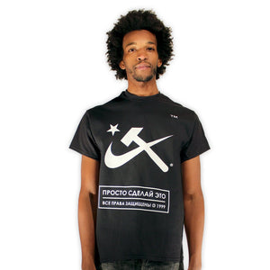 Aesthetic Hammer and Sickle II T-Shirt by palm-treat.myshopify.com for sale online now - the latest Vaporwave & Soft Grunge Clothing