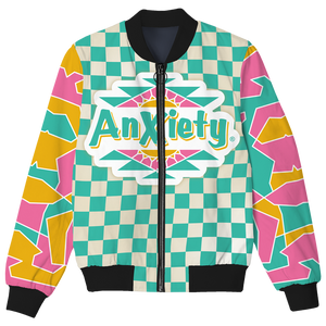 Anxiety Bomber Jacket