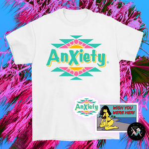 Anxiety T-Shirt - Medium
