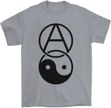 Load image into Gallery viewer, Anarchy Yin Yang T-Shirt