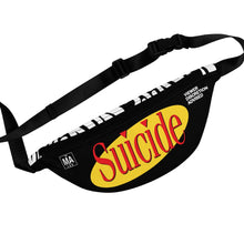 Load image into Gallery viewer, Suicide Waist Bag