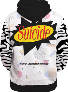 Suicide All Over Hoodie